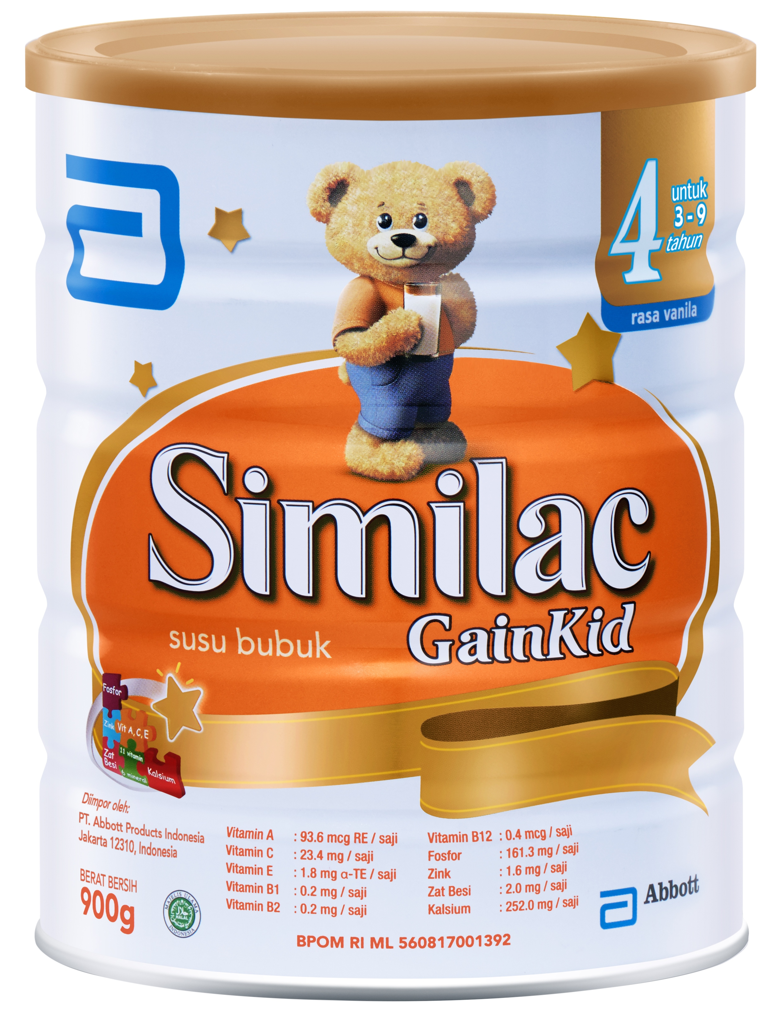 Similac GainKid
